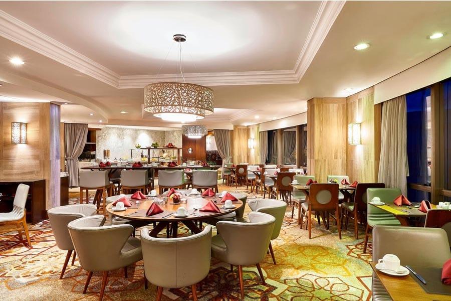 Restaurante Bistro Hotel Sheraton Porto Alegre Clos du Moulin