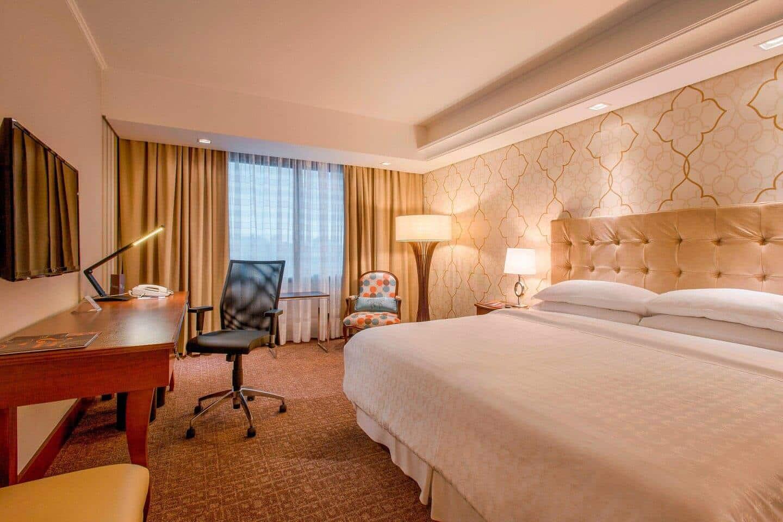 Quartos no Hotel Sheraton Porto Alegre